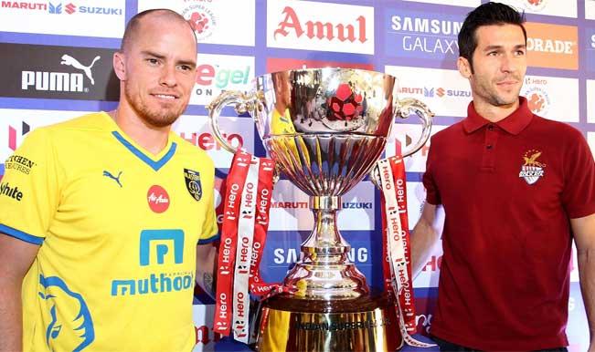 ISL 2014 Final, Live Score Updates Kerala Blasters FC vs Ateltico de Kolkata: Full-Time KBFC 0-1 ATK ATLETICO ARE CHAMPIONS!