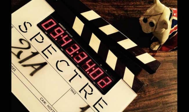 James Bond movie's Spectre starts filming, first pic from set revealed