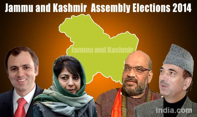 Jammu and Kashmir Assembly Elections 2014: 5 key candidates of third phase polls in Baramulla, Pulwama and Budgam