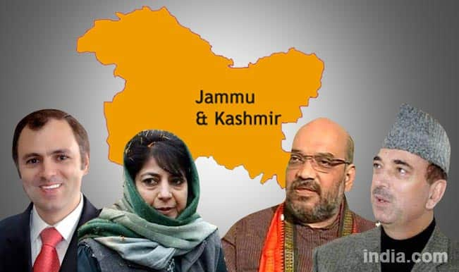 Jammu and Kashmir State Assembly Election Results 2014: Even coming second will be an achievement for BJP