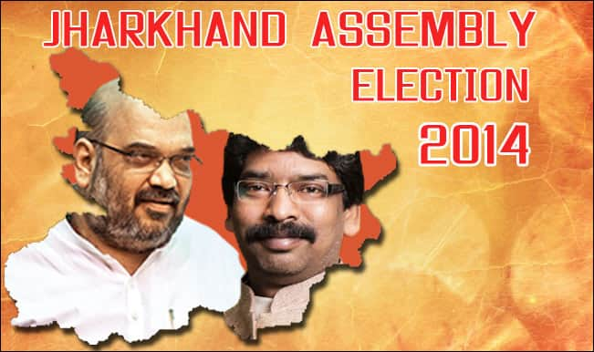 Jharkhand State Assembly Election Results 2014 Live News Update: BJP gains early lead over ruling Congress-JMM