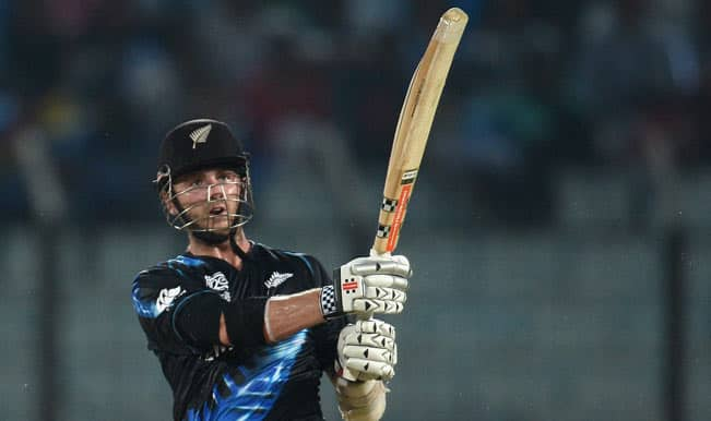 Kane Williamson leads New Zealand to 4 wicket win against Pakistan in 2nd ODI; level series 1-1