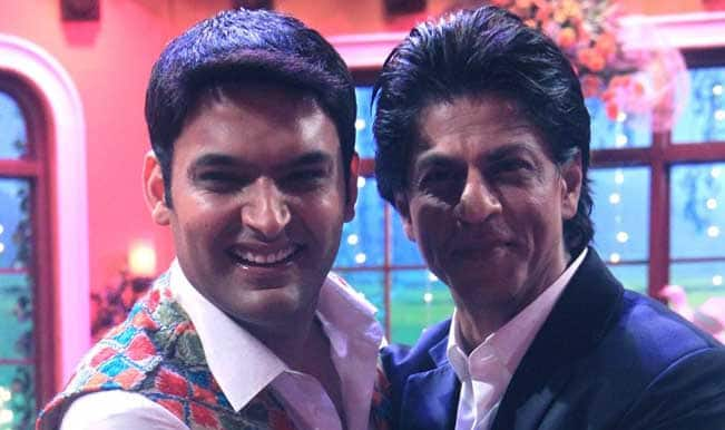 Shah Rukh Khan and Kajol along with DDLJ cast celebrate 1000 weeks of the film on Comedy Nights With Kapil