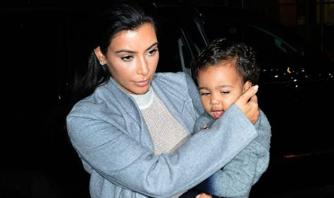 Rihanna says Kim Kardashian's 17-month-old daughter is 'the bomb'