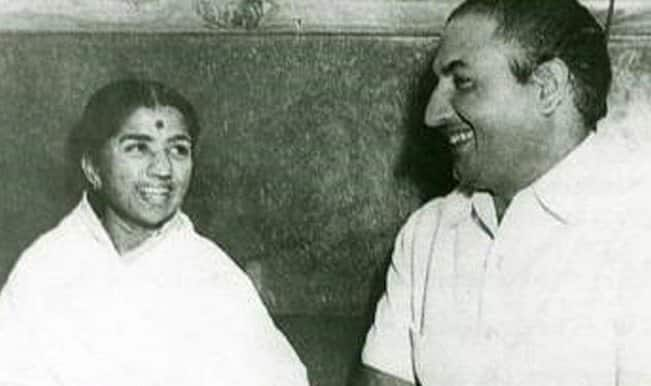 Lata Mangeshkar: Mohammed Rafi's work will be remembered for a thousand years
