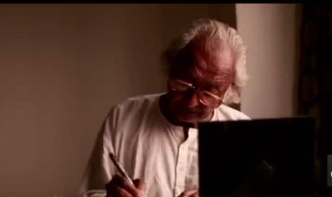 Grandfather drafts a letter to his grandson: A gift of love and the meaning of life!