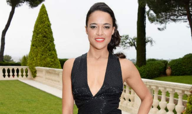 Michelle Rodriguez backs 'Free the Nipple', although she feels it could lead to rape