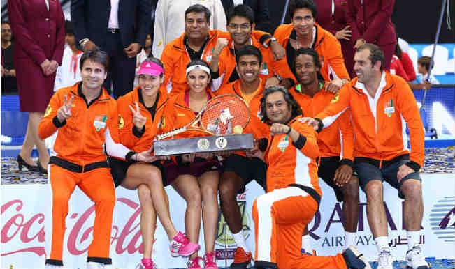 Sania Mirza side Micromax Indian Aces lift inaugural International Premier Tennis League (IPTL) title