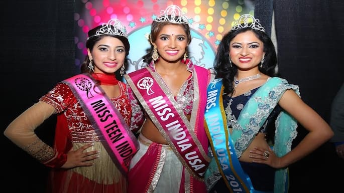 19-year-old Georgia Student Crowned Miss India USA