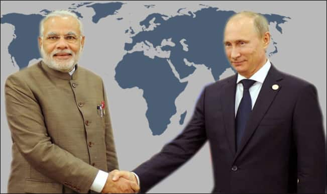 Russia President Vladimir Putin to visit India: Russia looking to sign 15-20 pacts during Putin's visit