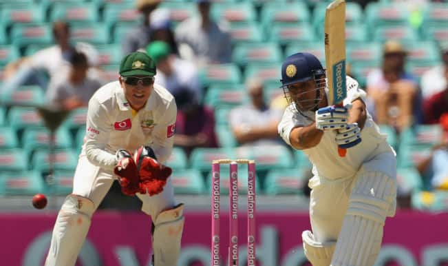 India vs Australia 2014-15: MS Dhoni expected to join team ahead of 1st Test at Adelaide