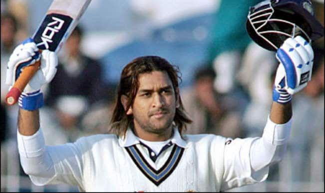 MS Dhoni retires from Test cricket: Watch Captain Cool's first Test century against Pakistan