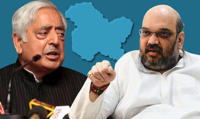 भाजपा, पीडीपी के बीच बातचीत जारी