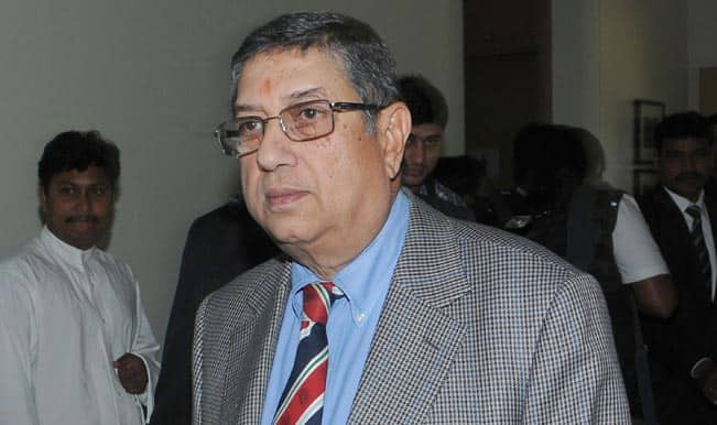 SC demands N Srinivasan to prove there is no 'Conflict of Interest' from his end