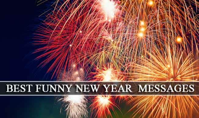 New Year Wishes & Quotes: Funny New Year Greetings, SMS, WhatsApp & Facebook Status Messages to Say Happy New Year 2015