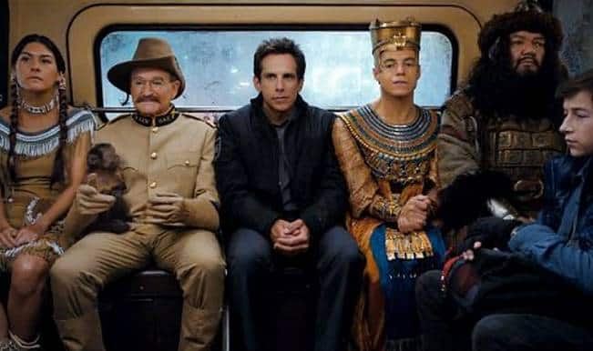 Night At The Museum: Secret Of The Tomb movie review – An uninspiring film only for Robin Williams fans