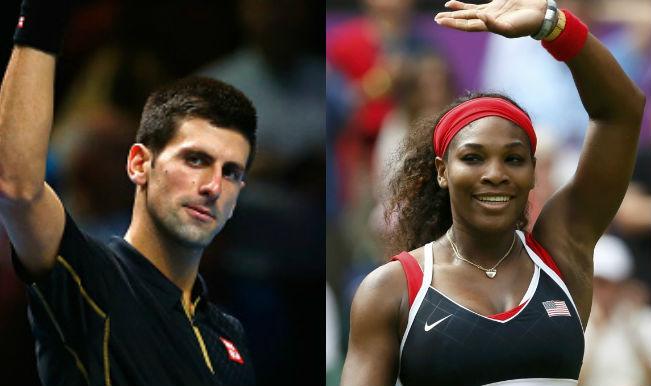 Novak Djokovic, Serena Williams named World Champions for 2014 by ITF
