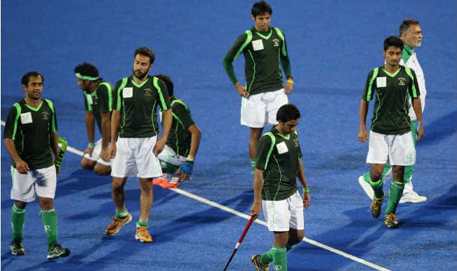 Disappointed Pak hockey team returns home after Hockey World League debacle