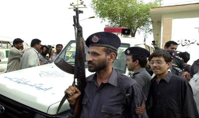 पाकिस्तान में 4 संदिग्ध आतंकवादी मारे गए