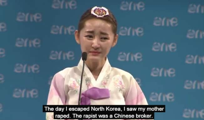 I saw my mother raped: Yeonmi Park speaks about escaping from Kim Jong-un's North Korea in search of freedom! Watch Video