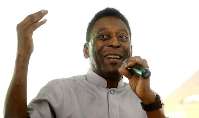 Pele records message from hospital thanking fans