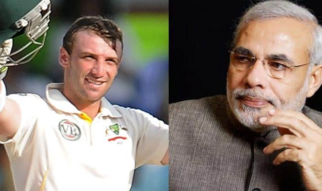'Phil Hughes, we will miss you', tweets Prime Minister Narendra Modi