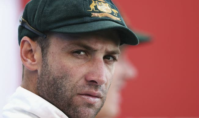 Phillip Hughes' bat to be placed atop Mount Everest