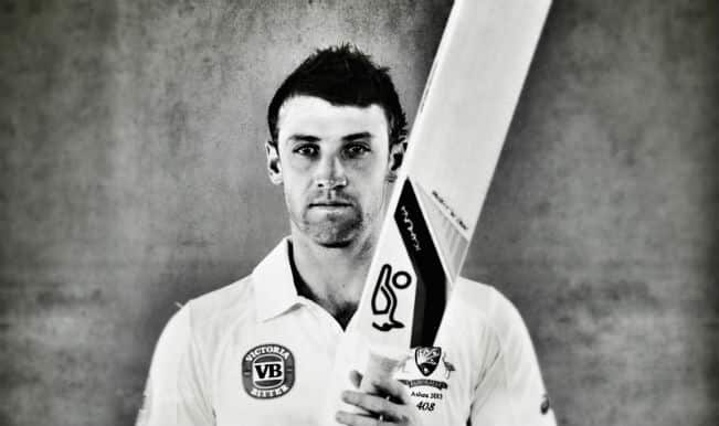 India vs Australia 1st Test to feature 63 seconds of applause in late Phillip Hughes' final unbeaten score honour