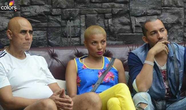 Bigg Boss 8 Day 79 episode review: Karishma Tanna is a bimbo, says Puneet Issar