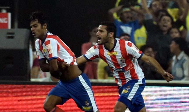 ISL 2014: Atletico de Kolkata star Luis Garcia hails super-sub Mohammed Rafique