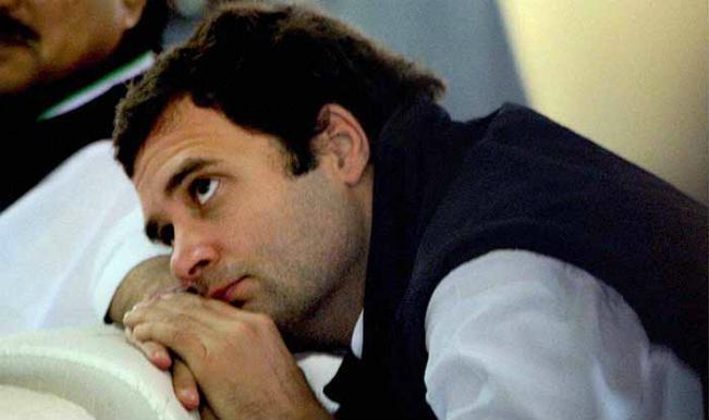 राहुल गांधी ने झारखंड में 8 सीटों पर किया प्रचार, 7 पर कांग्रेस को मिली हार