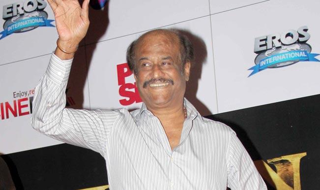 Rajinikanth: Balachander recognised and smiled at me