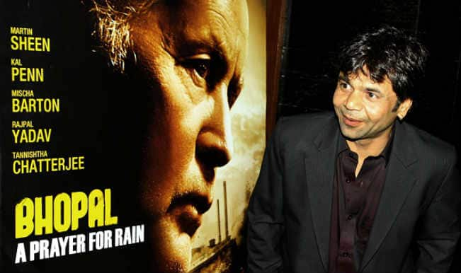 Bhopal - A Prayer For Rain has opened Hollywood doors for me: Rajpal Yadav