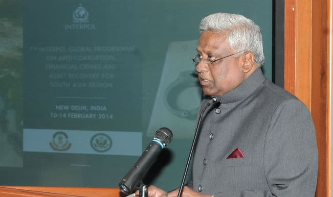 I have done no good work, says CBI Director Ranjit Sinha
