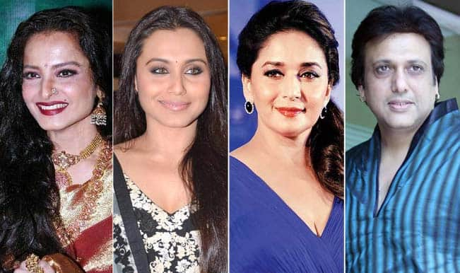Top 4 Bollywood stars who made a promising comeback in 2014!