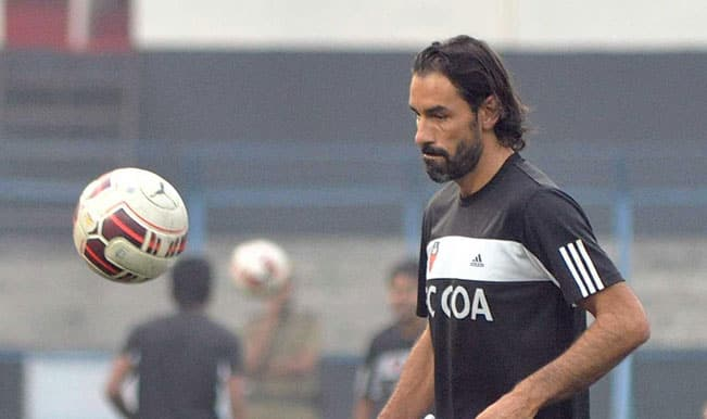 ISL 2014: Robert Pires insists FC Goa are not carrying any bitter memories from previous encounter