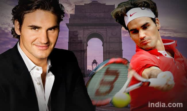 IPTL: Roger Federer arrives in New Delhi, tweets about his excitement on playing in India