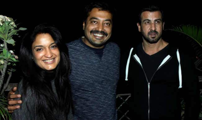 Anurag Kashyap guided me like a boy in Ugly says Ronit Roy