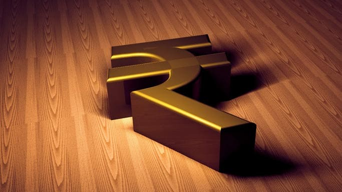 INR to USD forex rates today: Rupee up 40 paise against dollar in early trade