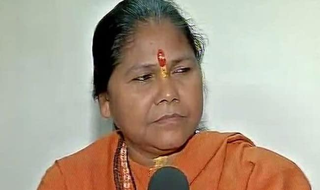 Niranjan Jyoti's remarks: Opposition targets government; insists on moving resolution
