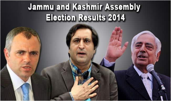 Jammu and Kashmir Assembly Election Results 2014: Complete list of winning candidates