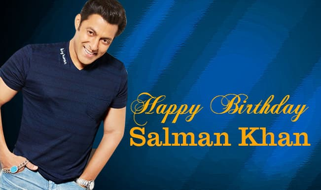 Salman Khan Birthday Special: Top 5 best performances of the lovable hunk!