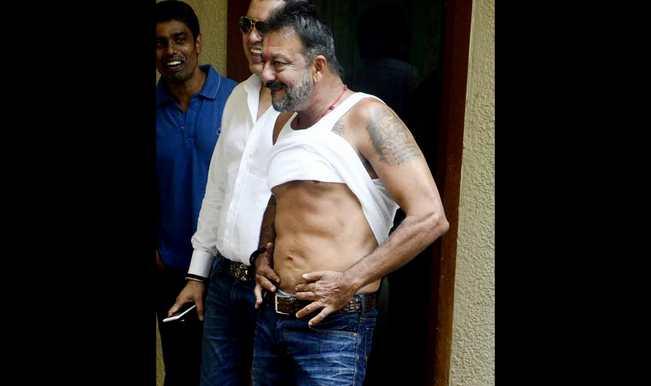 Sanjay Dutt oo 18 kiilo ay ka dhacday