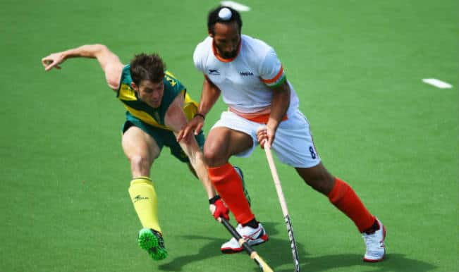Indian hockey team register 2-0 win against Australia in Champions Trophy practice match