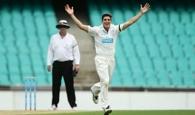 Sean Abbott returns to cricket with career-best figures of 6/14