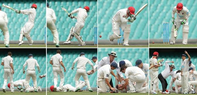 Phillip Hughes's death still causing concerns among fast bowlers, admits Patrick Cummins