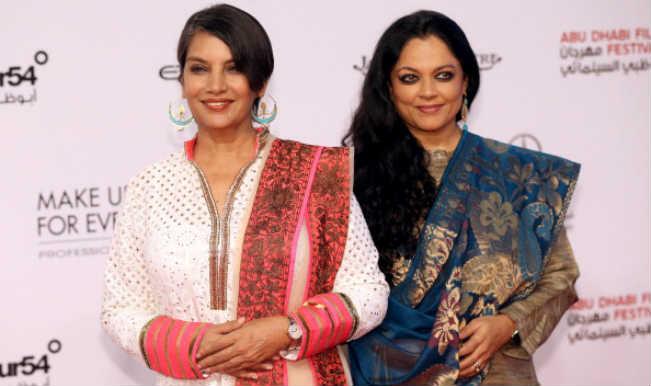 Shabana Azmi: Shyam Benegal has shaped my choices