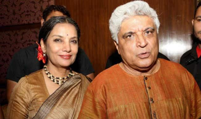 Shabana azmi javed akhtar wedding anniversary news latest
