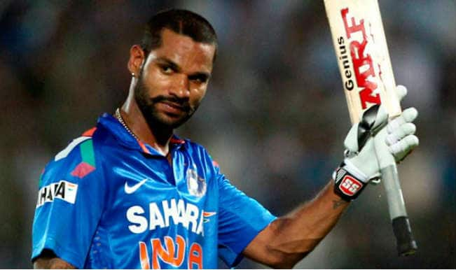 Shikhar Dhawan Birthday Special: 5 things to know about Team India's swash-buckling opener
