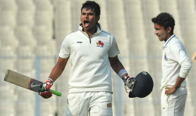 Ranji Trophy 2014-15: Shreyas Iyer's cracking ton puts Mumbai on top against Bengal